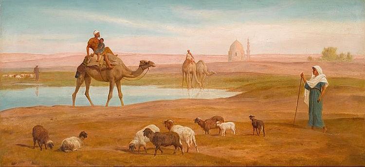 «Пустыня в Египте»