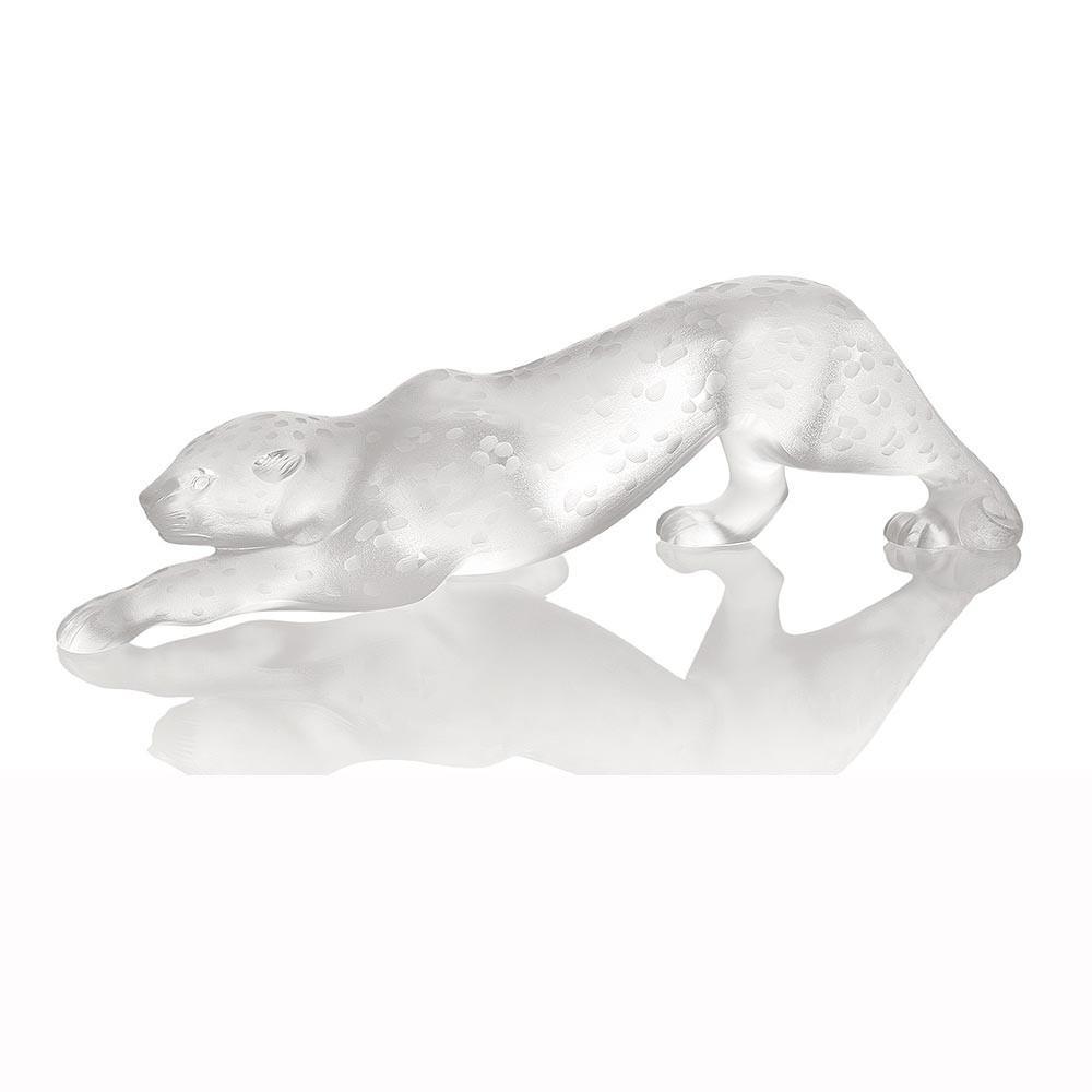 """Хрустальная скульптура """"Леопард Zeila"""""""