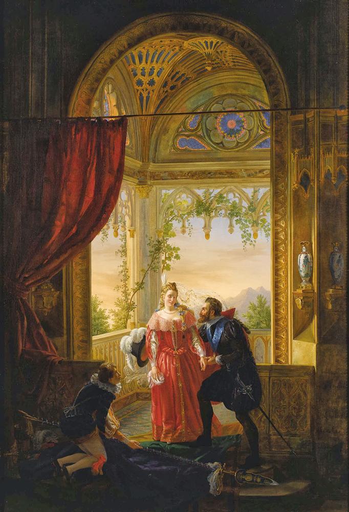 «Король Henri IV»